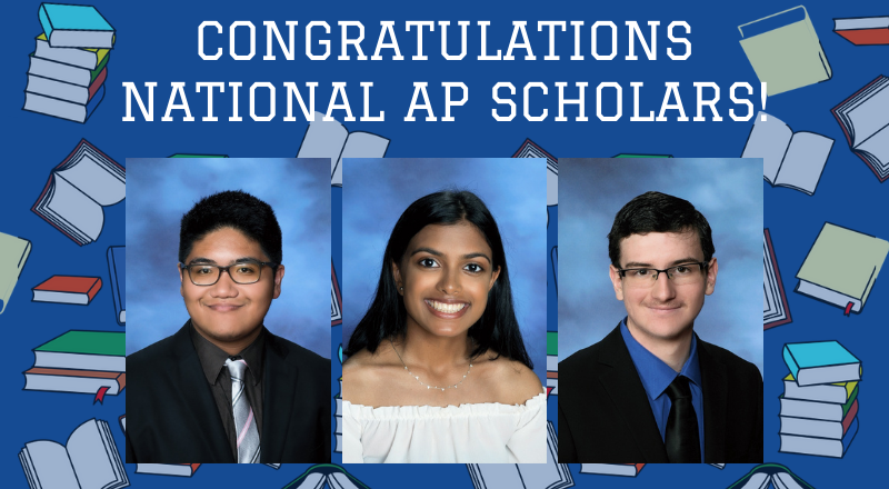 District Applauds AP Scholars
