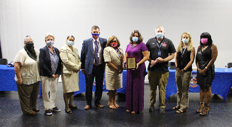 Teachers, Staff Celebrated for Years of Dedication